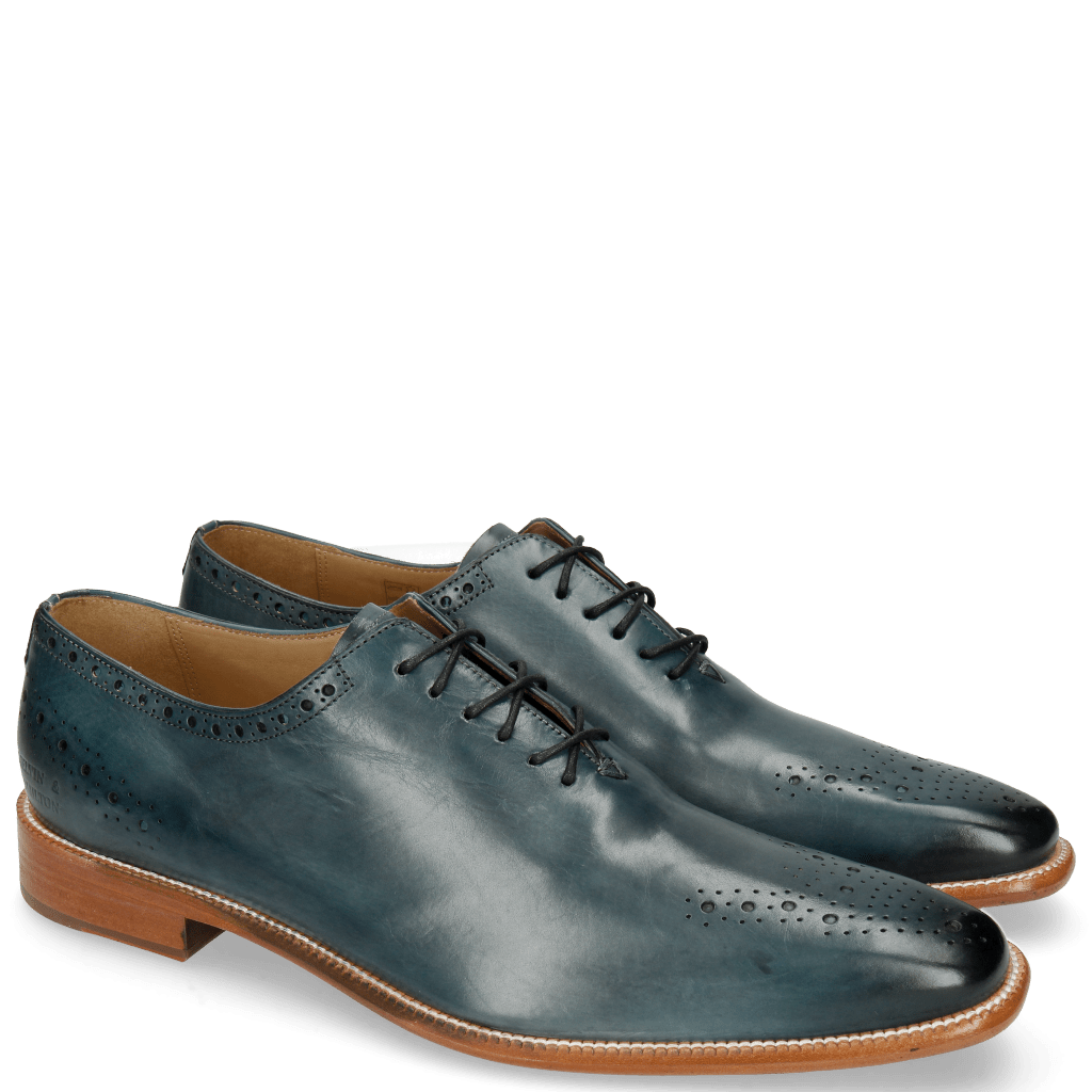 Oxford Schuhe Roger 8 Glicine Washed Finishings