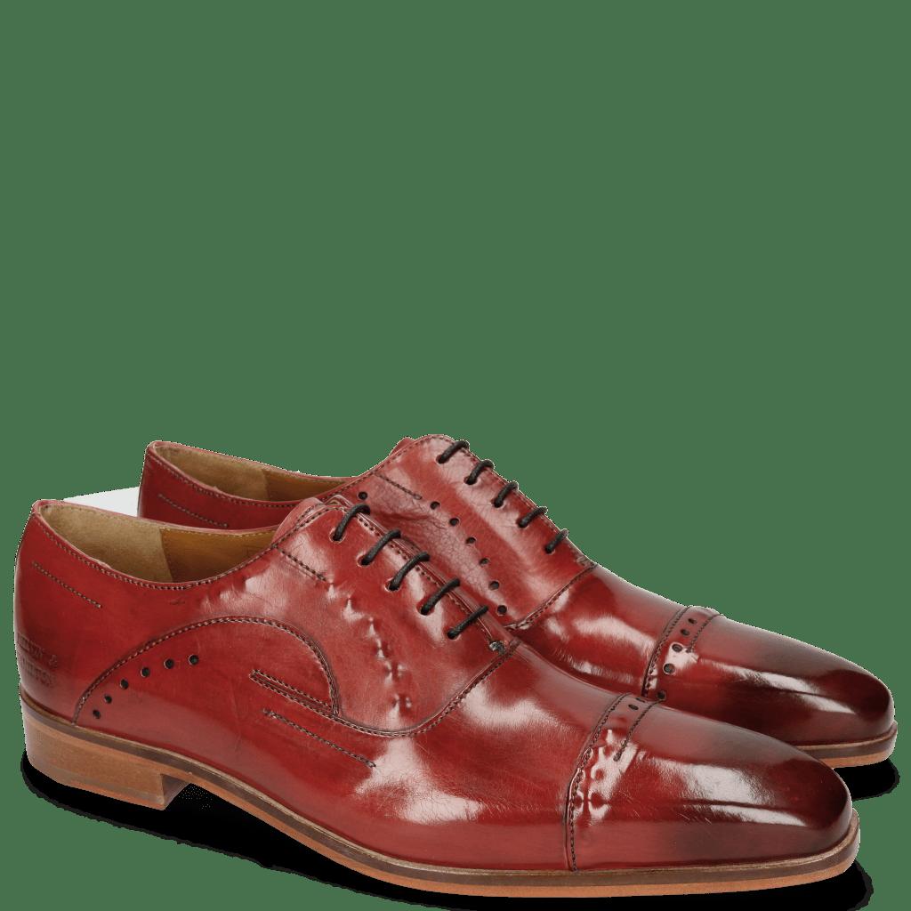 Oxford Schuhe Lance 35 Fiesta Washed