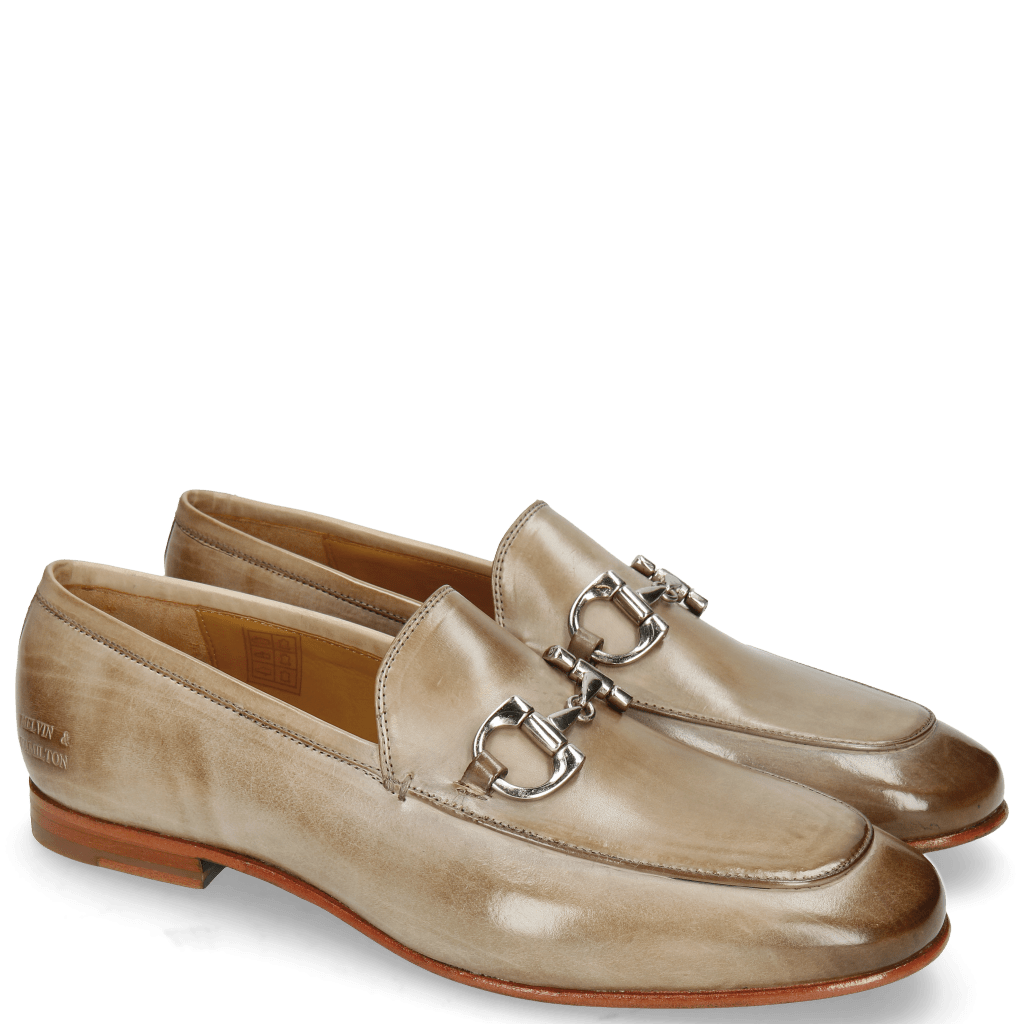 Loafers Clive 1 Digital Lining Rich Tan