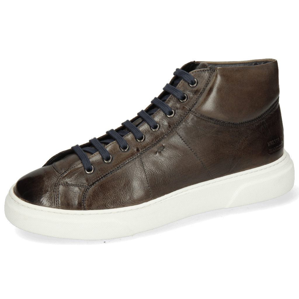 Sneakers Mick 1 Pavia Stone Laces Navy