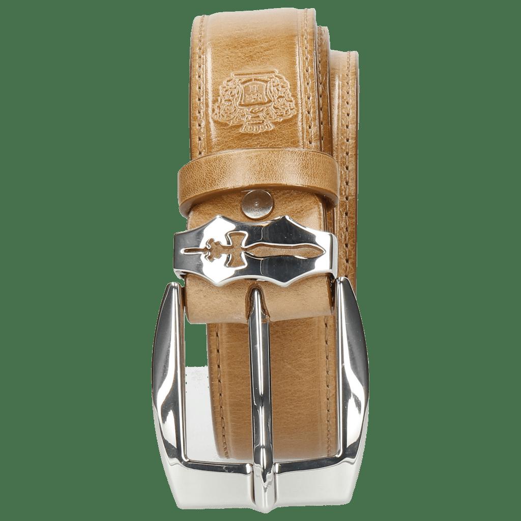 Gürtel Larry 1 Cashmere Sword Buckle