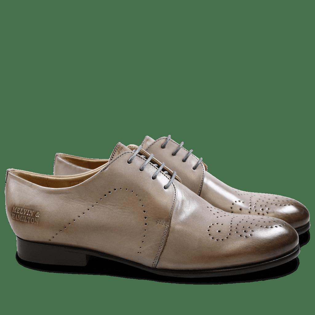 Derby Schuhe Sally 1 Crust Rope HRS