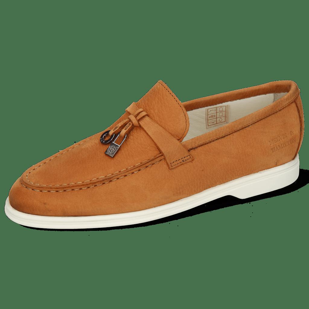 Loafers Adley 3 Como Tan Accessory Gunmetal