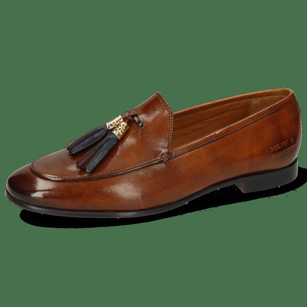 Loafers Scarlett 48 Monza Wood Accessory Gold