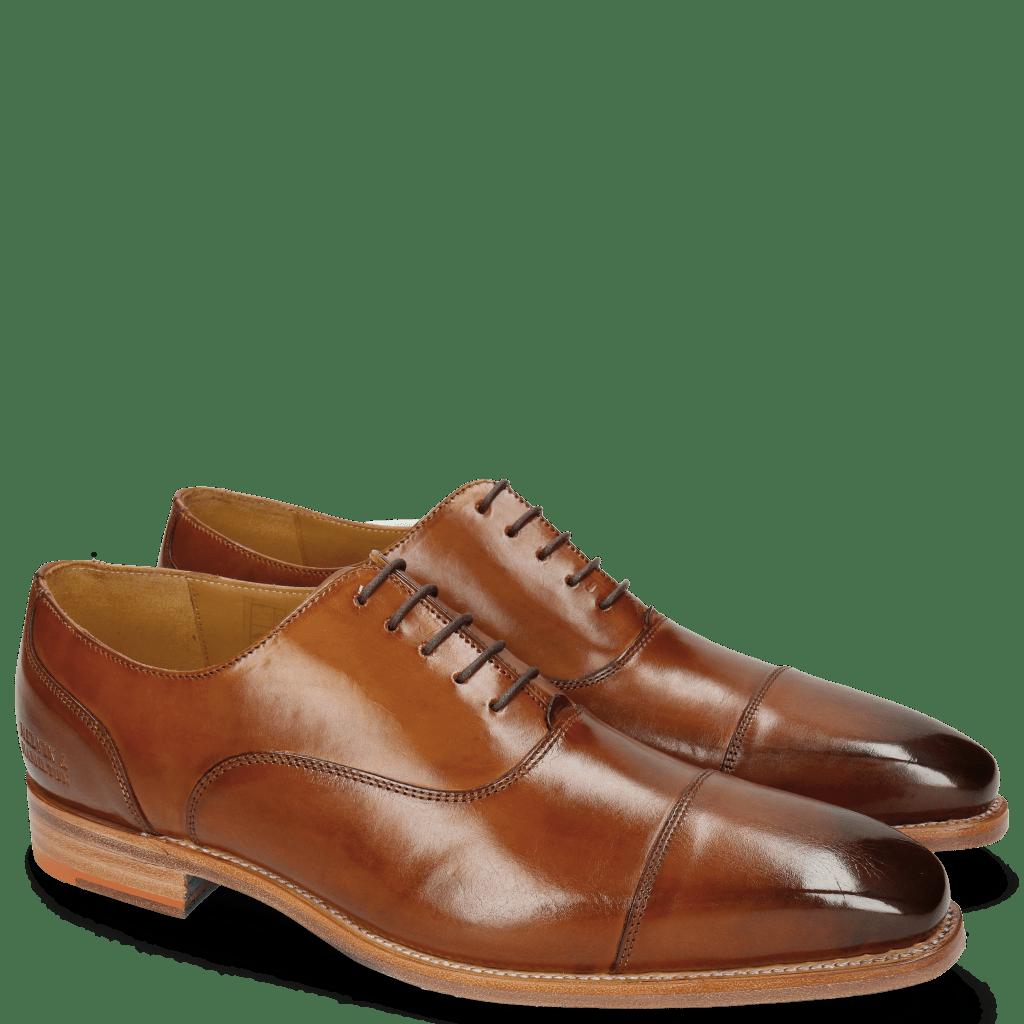 Oxford Schuhe Kylian 1 Tan