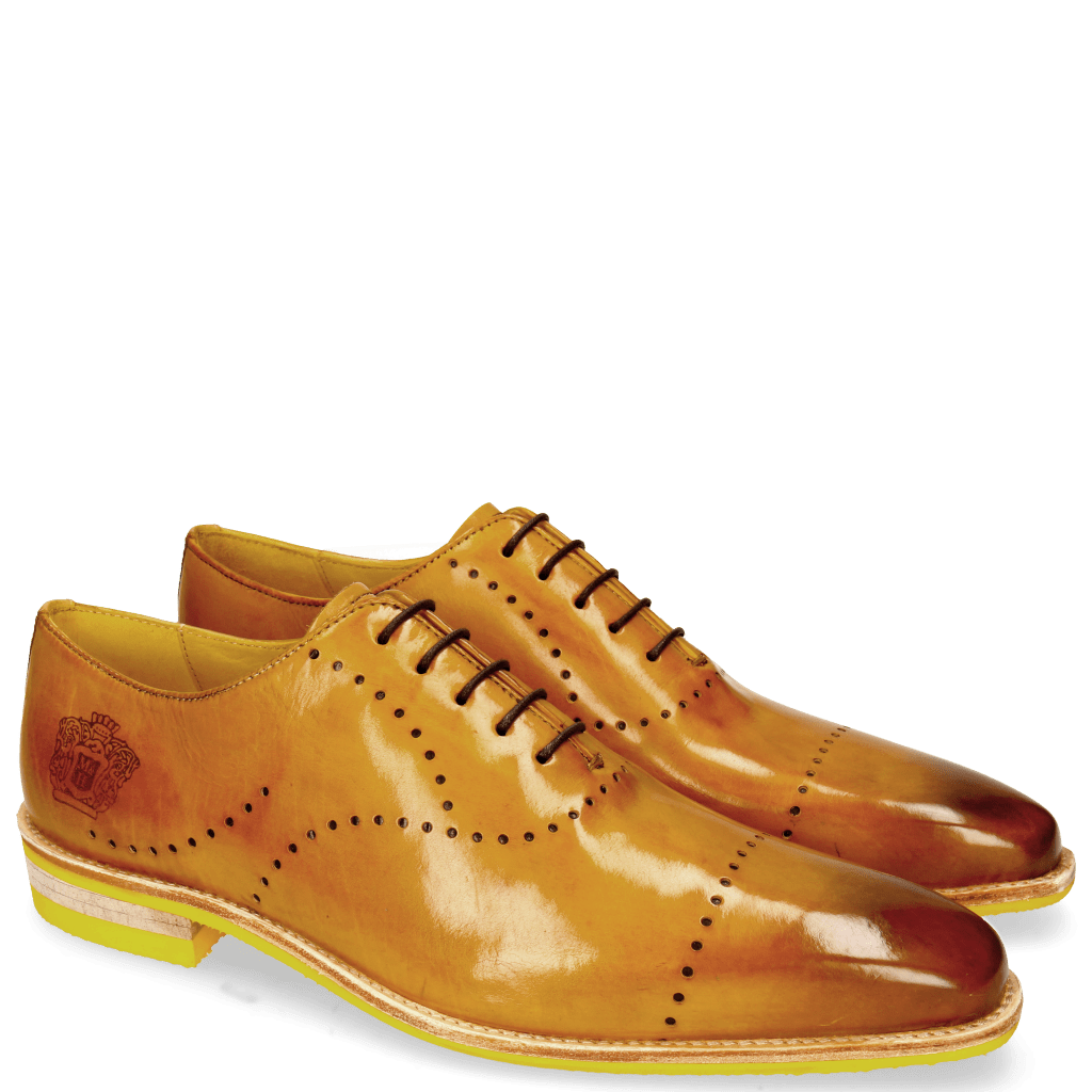 Oxford Schuhe Lance 40 Sun Modica Natural