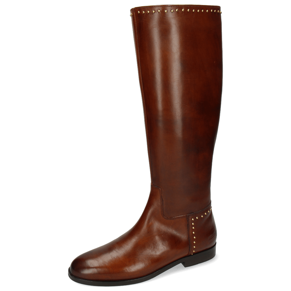 Stiefel Susan 53 Mid Brown Lining Nappa