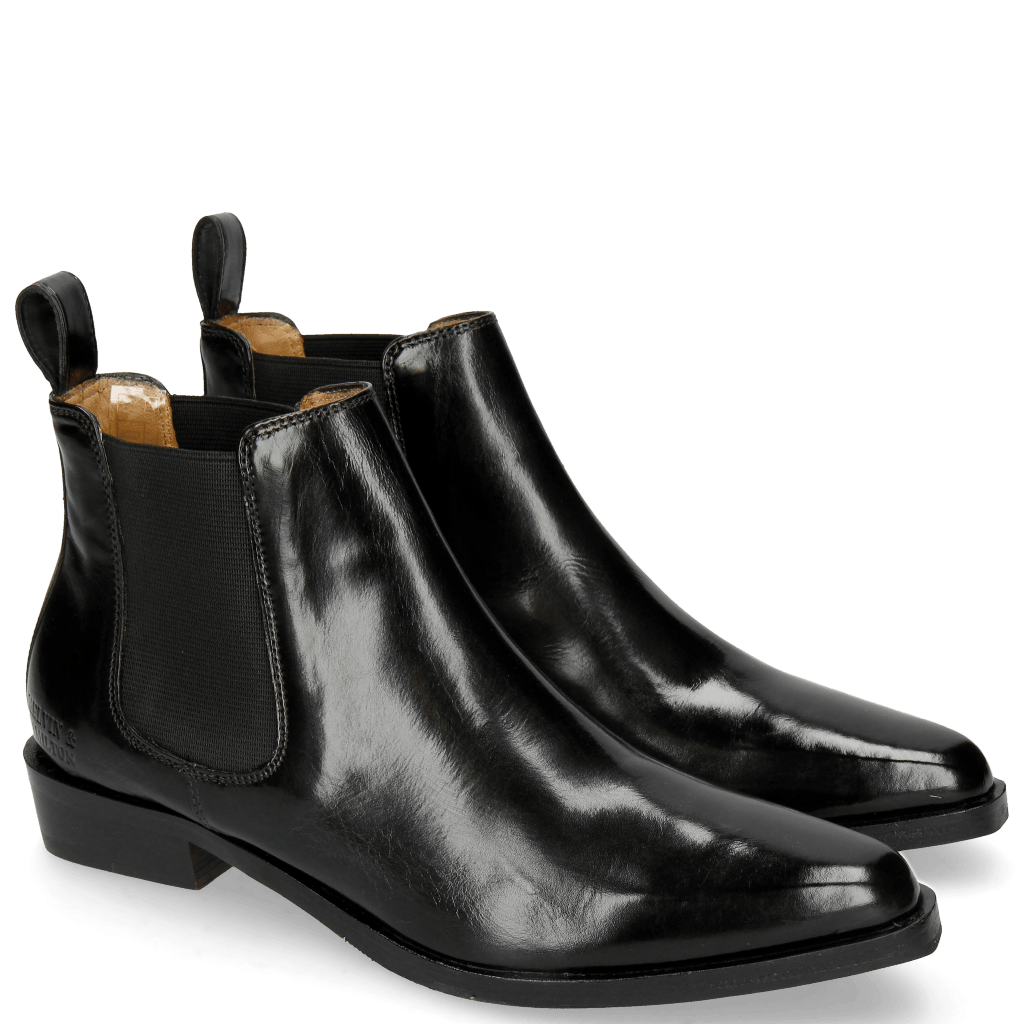 Stiefeletten Marlin 4 Black Elastic Black RS Black