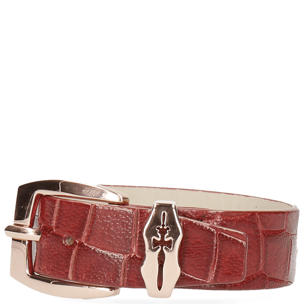 Armbänder Stark 1 Crock Red Sword Buckle