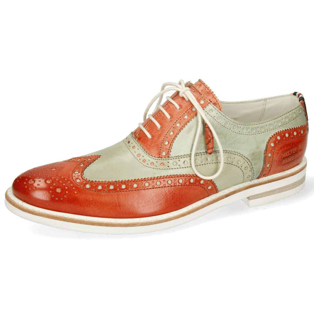 Oxford Schuhe Scott 12 Vegas Earthly New Sand Washed