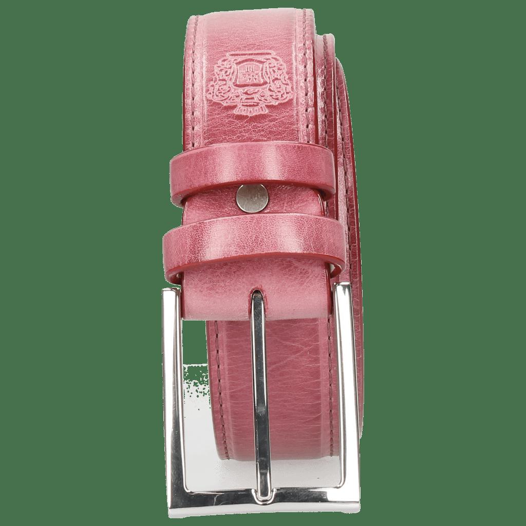 Gürtel Larry 1 Fuxia Classic Buckle