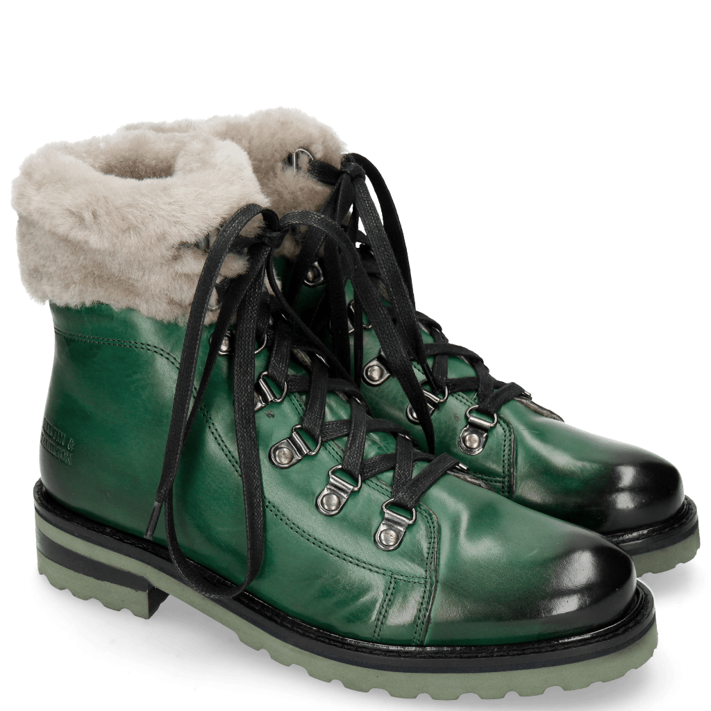 Stiefeletten Bonnie 14 Pine Full Fur Lining Taupe