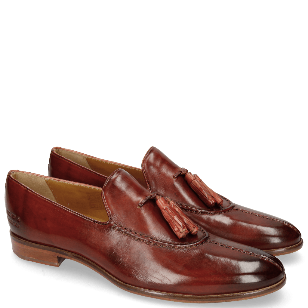 Loafers Clint 13 Brandy Tassel Fiesta