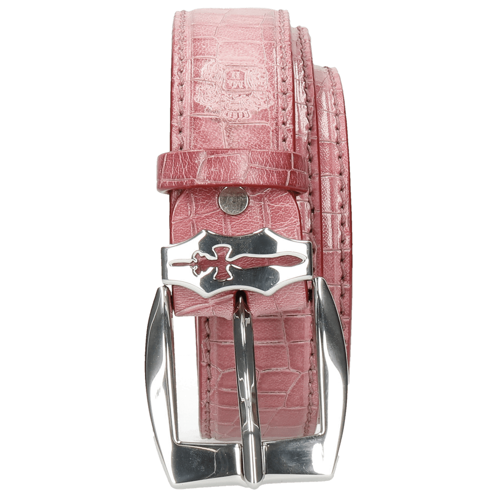 Gürtel Larry 1 Crock Lilac Sword Buckle