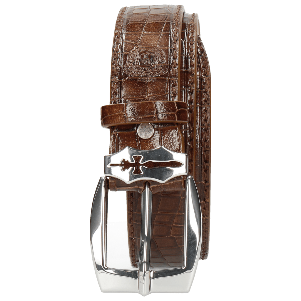 Gürtel Larry 1 Crock Wood Sword Buckle