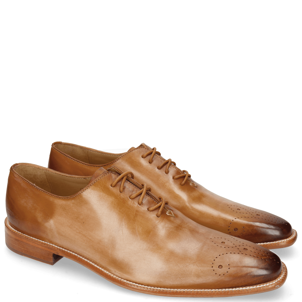 Oxford Schuhe Roger 7 Tan