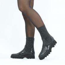 Stiefel Susan 69 Crock Black