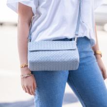 Handtaschen Kimberly 5 Woven Wind