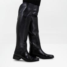 Stiefel Elaine 10 Guana Black Without Lasercut HRS