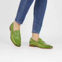 Loafers Scarlett 22 Pisa Mid Green