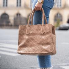 Handtaschen Kimberly 1 Woven Brume