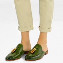 Pantoletten Scarlett 2 Ultra Green