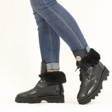 Stiefeletten Greta 1 Nappa Glove 2 Black