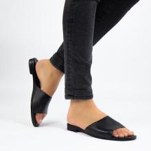Pantoletten Hanna 5 Glove Nappa Black