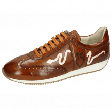 Sneakers Rocky 5 Pisa Wood Punch Underlay Nude