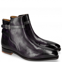 Stiefeletten Kylian 3 Violet Lines Washed Navy