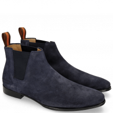 Stiefeletten Viggo 1 Lima Night Blue