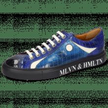 Sneakers Harvey 9 Crock Navy Electric Mid Blue Saphir