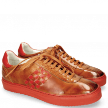 Sneakers Harvey 7 Tan Fiesta Interlaced