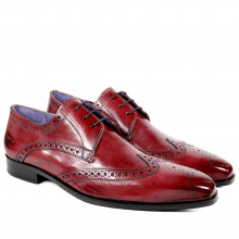 Derby Schuhe Lance 2 Classic Fuxia Pale LS