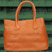 Handtaschen Kimberly 1 Woven Orange