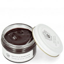Schuhcreme & Milch Purple Aubergine Cream Premium Cream Purple Aubergine