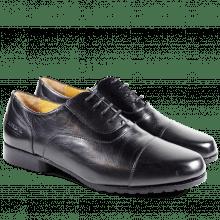 Oxford Schuhe Marie 3 Sarden Black HRS