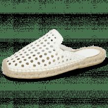 Pantoletten Bree 4 Imola Ash Textile Indonesia