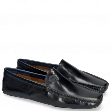 Loafers Home Donna Marine Split Black