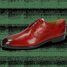 Derby Schuhe Elyas 4 Rubino Lining