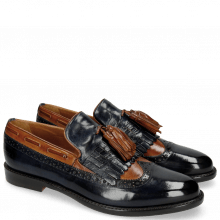 Loafers Selina 3 Marine Tan Tassel Tan