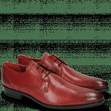 Derby Schuhe Toni 1 Perfo Fiesta