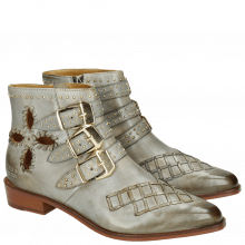 Stiefeletten Marlin 28 Clear Water Rivets
