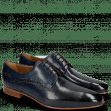Derby Schuhe Kris 1 Navy
