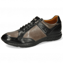 Sneakers Blair 15 Monza Black Stone Turtle Black Nappa Grey