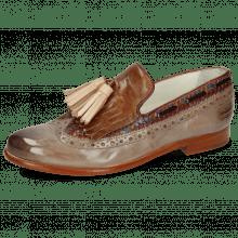 Loafers Selina 3 Pavia Oxygen New Haring Bone Weave