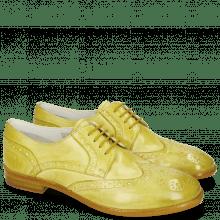 Derby Schuhe Jenny 6 Vegas Sol