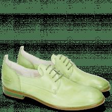 Derby Schuhe Jenny 1  New Grass