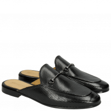 Loafers Scarlett 4 Perfo Black LS Natural