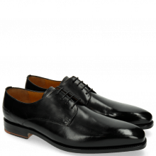 Derby Schuhe Kylian 4 Black LS Grey